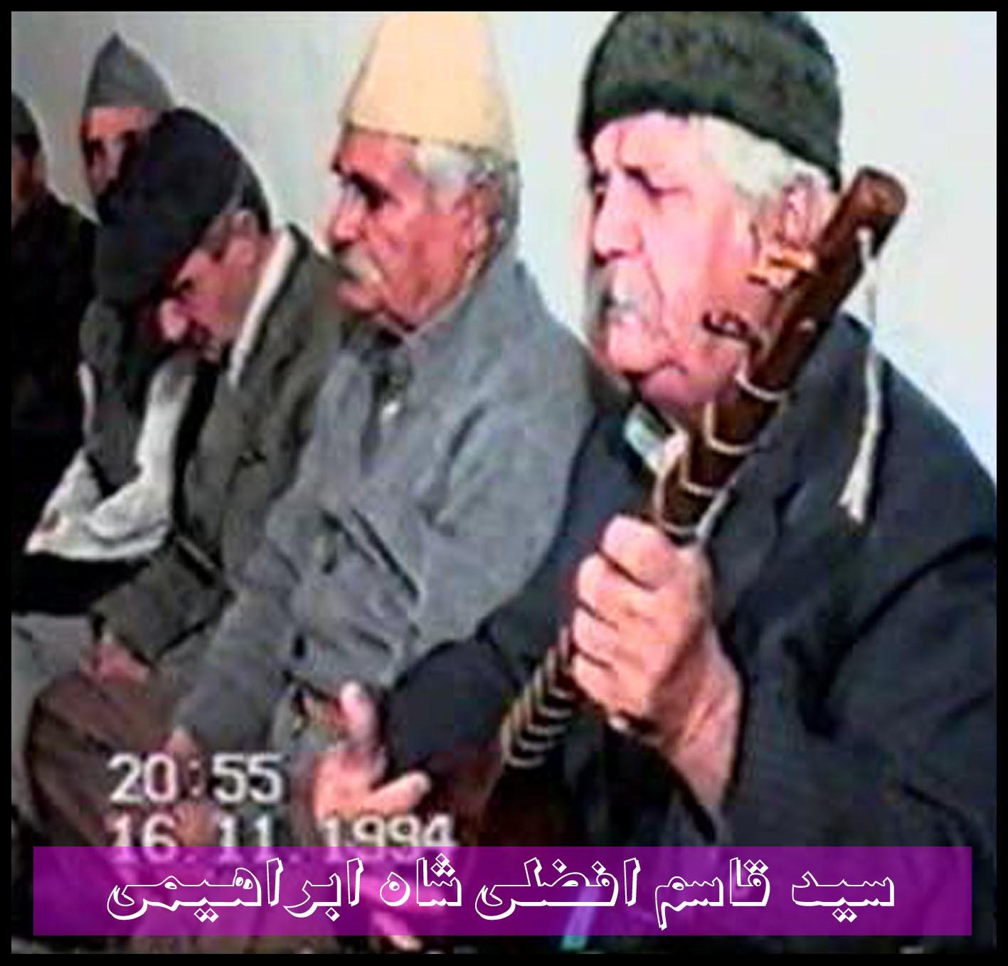 سيد قاسم افضلي شاه ابراهيمي