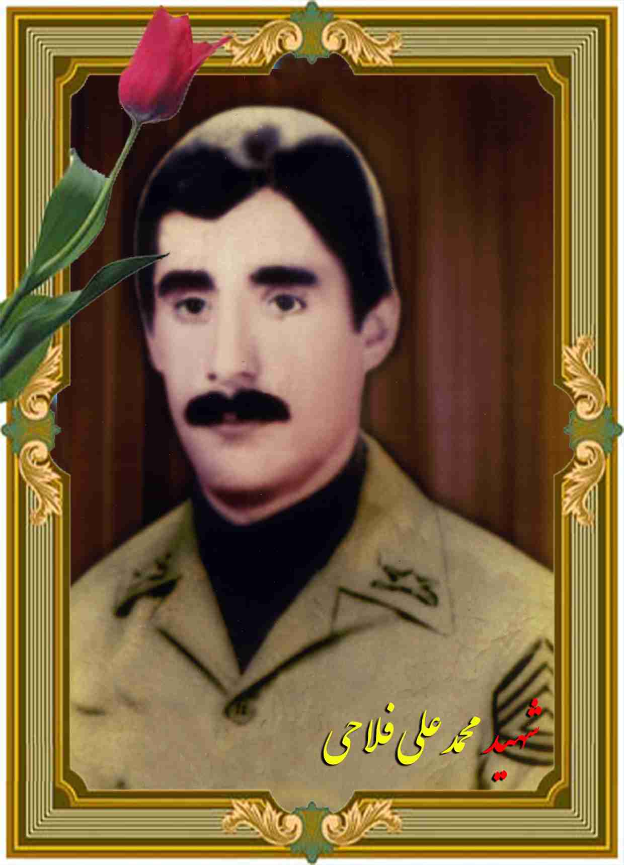 شهيد محمد علي فلاحي